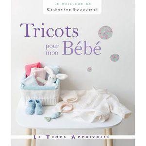 livre tricot bebe achat vente livre tricot bebe pas cher cdiscount. Black Bedroom Furniture Sets. Home Design Ideas