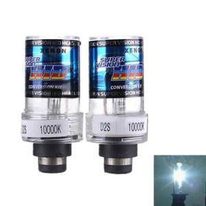 AMPOULE TABLEAU BORD 2X 35W D2S D2C remplacement au xénon HID ampoules