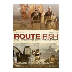DVD FILM Route Irish (ROUTE IRISH, Importé d'Espagne, langu