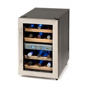 CAVE À VIN Cave à vin 12 bouteilles - 2 zones de températu...