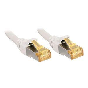 CÂBLE RÉSEAU  LINDY Câble réseau CAT 7 Lsoh - Cuivre - 6000MHz -