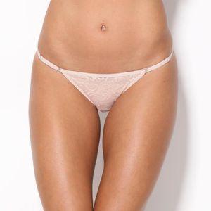 CULOTTE - SLIP Culotte ajustable dentelle élastique femme Venca