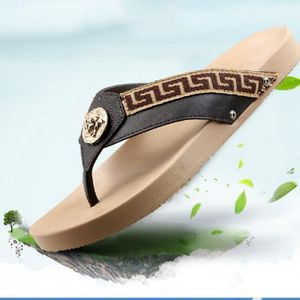 Hommes Sandales Cold Summer Youth Daily Casual doux Cozy Flats Chaussures étanches i4SHjUzH