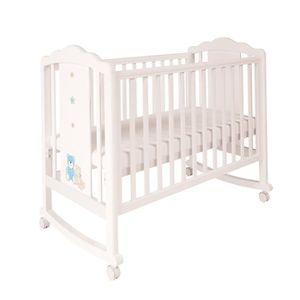 BERCEAU ET SUPPORT Berceau bébé et lit pour enfant de Polini Kids Mod