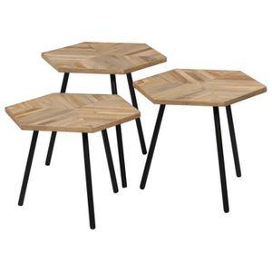Table hexagonale - Achat / Vente pas cher