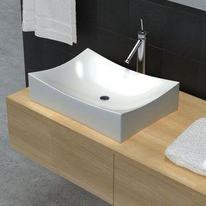Evier salle de bain Achat Vente Evier salle de bain pas cher