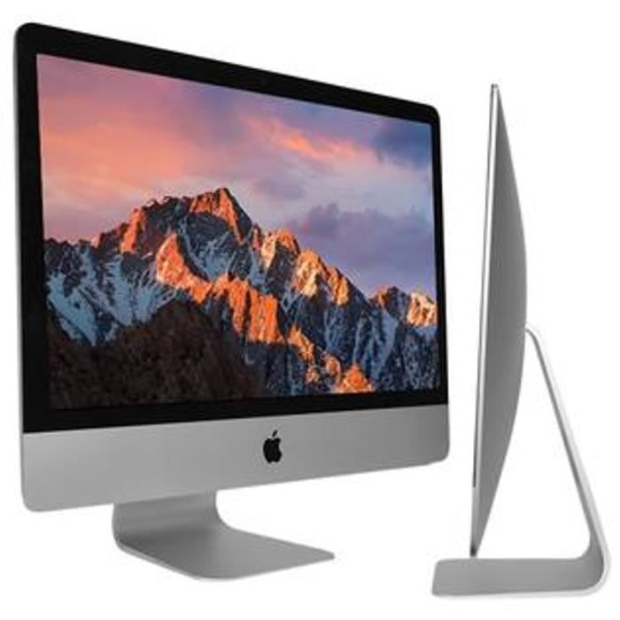 """ORDINATEUR TOUT-EN-UN Apple iMac 21.5 """"Core i5-3335S Quad-Core 2.7GHz 8G"""