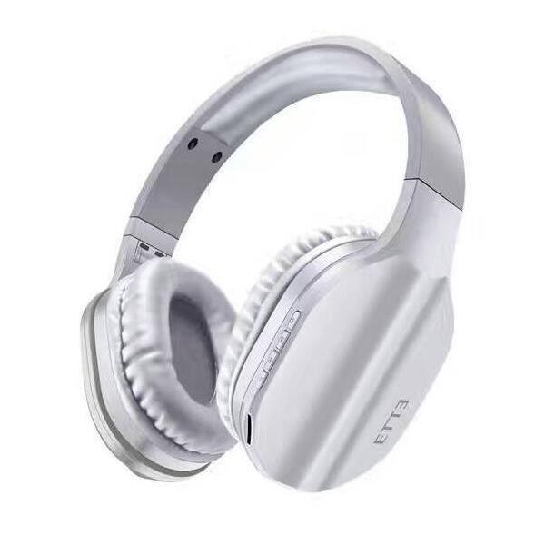 Ovleng Pliable Casque Sans Fil Bluetooth Stéréo Sport Écouteur Avec Micro Pour Téléphone Support Fm Tf Carte