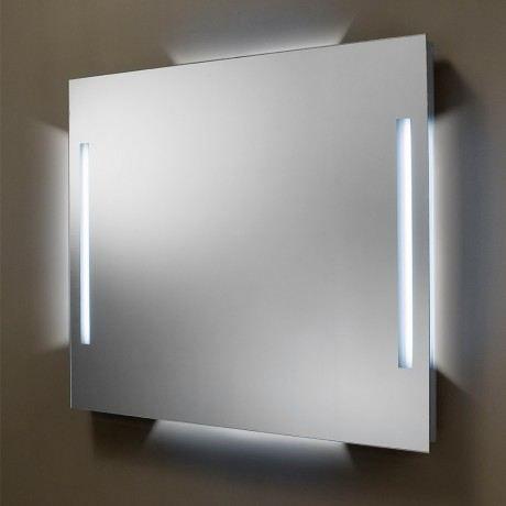 Miroir lumineux de salle de bains sandra achat vente for H s bains sons