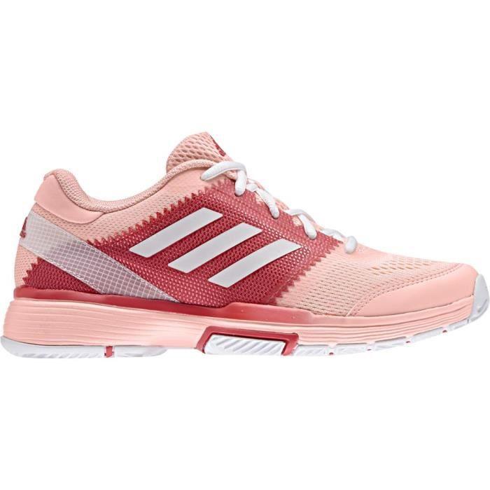 sports shoes ca9a5 3d711 Chaussures femme Tennis Adidas Tennis Barricade Club