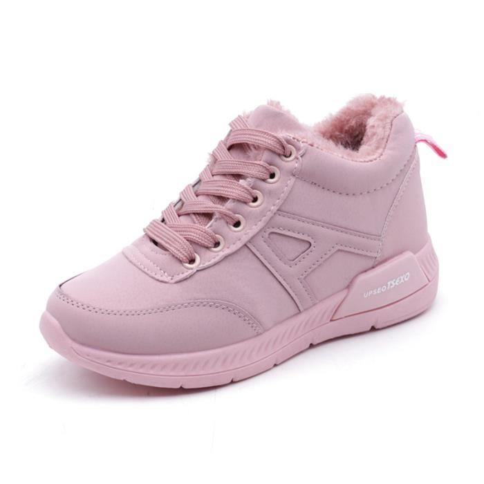Femme Chaussures Coton Loisirs Chaussures de sport