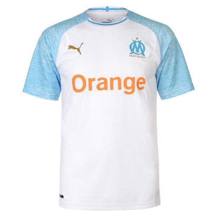 Om Domicile Marseille Homme Olympique Puma Saison Nouveau Maillot De QoshrxBtCd