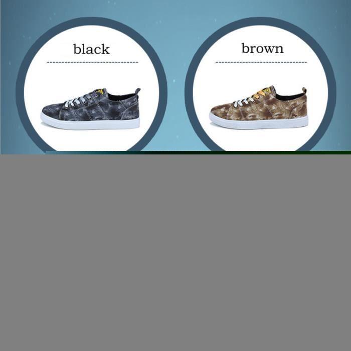 Chaussures Hommes Chaussures De Sport Confortables Et Souples Pour Homme LKG-XZ297Bleu39 f2L1nwvyj