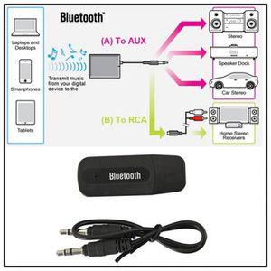 CÂBLE TV - VIDÉO - SON 3.5mm Sans Fil Bluetooth 2.1 + Edr Usb Aux Audio M
