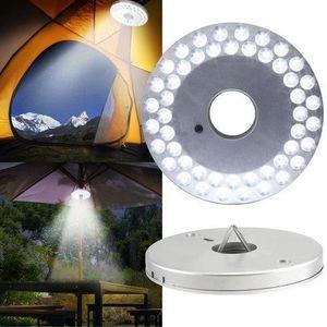 LUMIERE PULSEE - LASER Lumière de disque de tente d'éclairage de camping