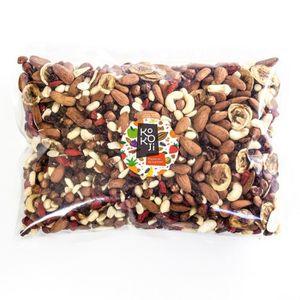 FRUITS SECS Mélange de fruits secs Sportif bio 1 kg : amande,