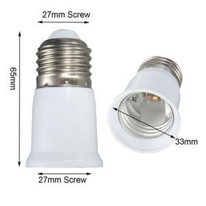 AMPOULE - LED Adaptateur D'ampoule Douille LED Converter Lampe E