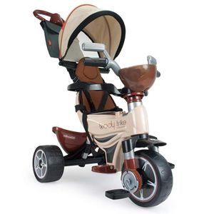 TRICYCLE INJUSA Tricycle Body Max Chocolate