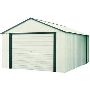 garage galvanise achat vente garage galvanise pas cher cdiscount. Black Bedroom Furniture Sets. Home Design Ideas