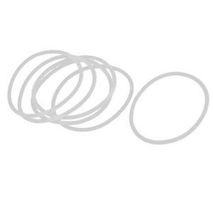 JOINT D'ÉTANCHÉITÉ sourcingmap® 40mm x 45mm x 2mm Huile Gaz Joint Rob