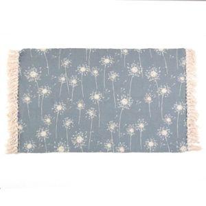 TAPIS tapis tricoté 60*130cm tapis berbere la redoute en