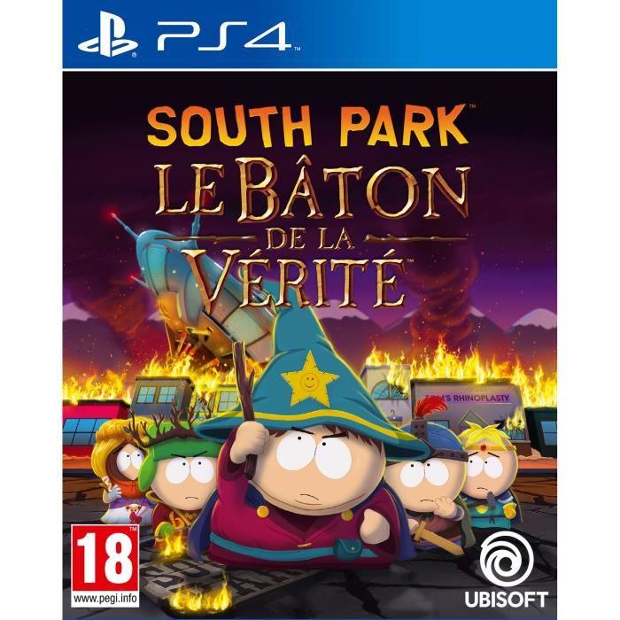 JEU PS4 South Park Le Bâton de la Vérité HD Jeu PS4