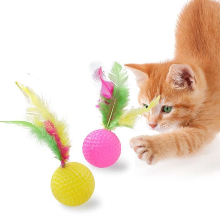 Weiqiao® Jouets Pour Chat Animaux De Compagnie