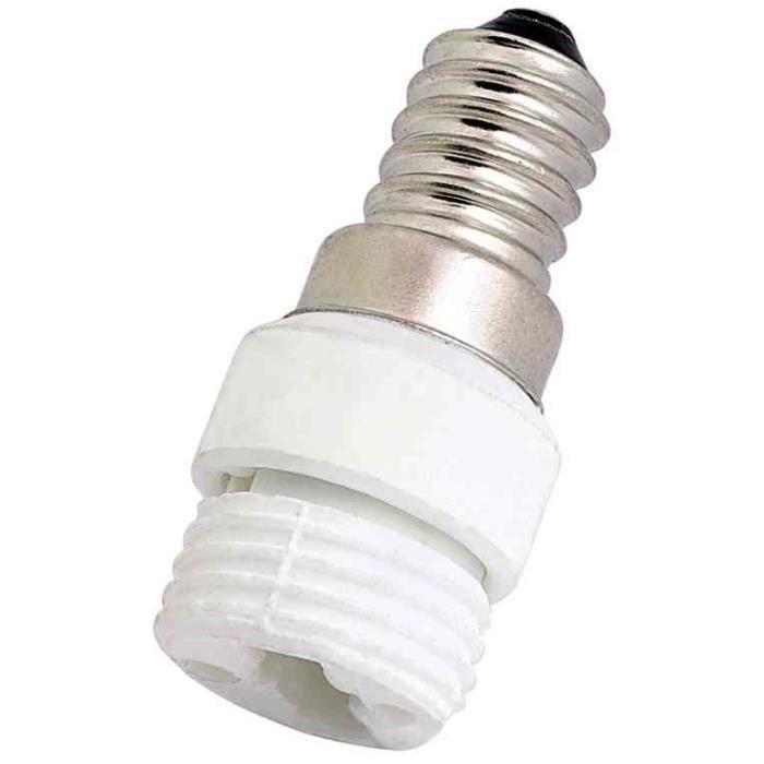 De Pour G9 E14 Culot Lampes Adaptateur VpqSzUGM