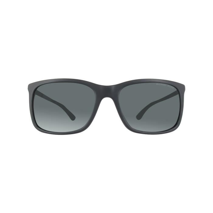 MICHAEL KORS Lunettes de soleil Havana MK2033 - Catégorie 3 - Homme - Noir e63076e74f56