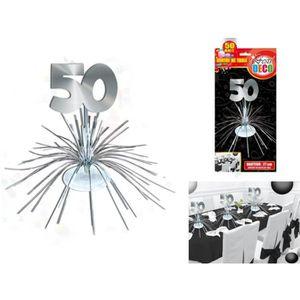 deco table 50 ans achat vente deco table 50 ans pas cher cdiscount. Black Bedroom Furniture Sets. Home Design Ideas