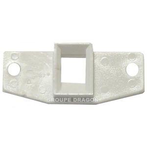 PIÈCE LAVAGE-SÉCHAGE  Support de securite de porte cache pour lave linge
