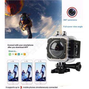 APPAREIL PHOTO COMPACT 360S VR Mode 360x180 Grand appareil photo panorami