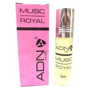EAU DE PARFUM Musc ADN 6ml Royal 100% huile