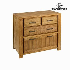 COMMODE DE CHAMBRE Commode chicago - Collection Square by Craften Woo