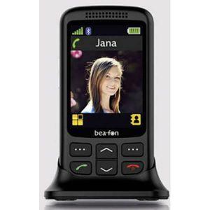 Téléphone portable Téléphone portable pour séniors SL750 noir,argent