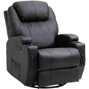 FAUTEUIL Fauteuil de massage electrique chauffant sofa mass