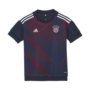 MAILLOT DE FOOTBALL Maillot Pré-Match Bayern Munich Bleu Junior