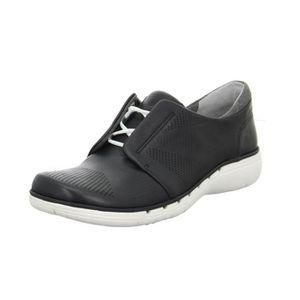 acf48103f91cd9 Chaussures Clarks UN Voltra Noir Noir - Achat / Vente basket - Cdiscount