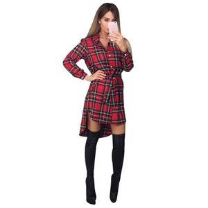 469b4f1299c436 Jupe ecossaise femme - Achat / Vente pas cher