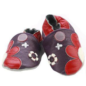 71fddc64eefd5 CHAUSSON - PANTOUFLE Lit enfant Chaussures du nouveau-né Soft semelle