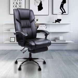 CHAISE DE BUREAU SONGMICS Chaise de bureau - Fauteuil de bureau - d