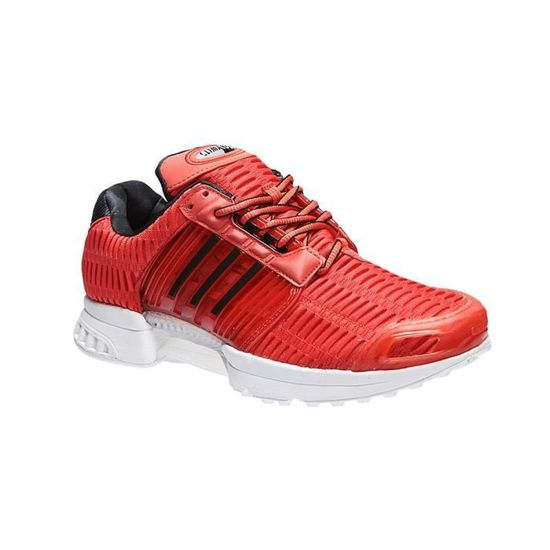 2ed8912afab7 Chaussures Adidas Climacool 1 Rouge Rouge - Achat   Vente basket - Cdiscount
