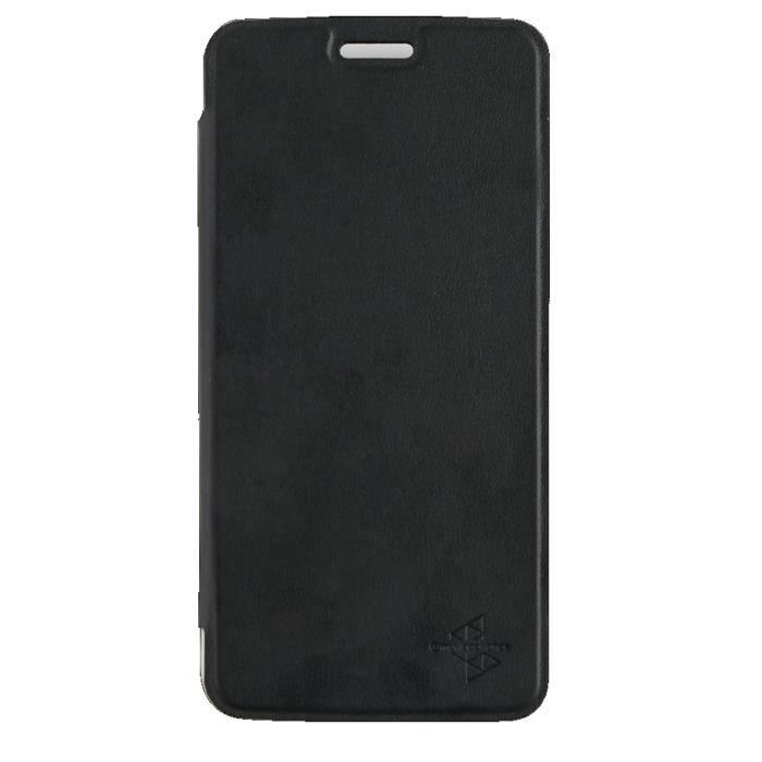 MADEFORMOTO Étui folio case - Motorola C 4G - Noir