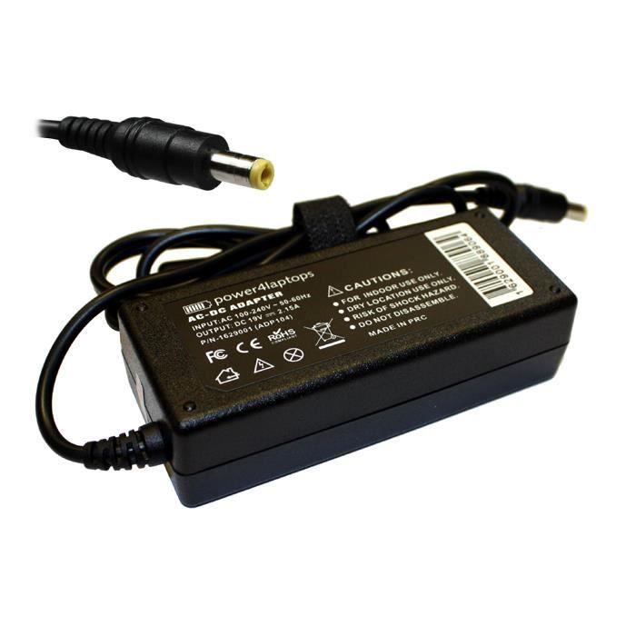 Acer Aspire One 722 Chargeur Batterie Pour Ordinateur Portable PC Compatible