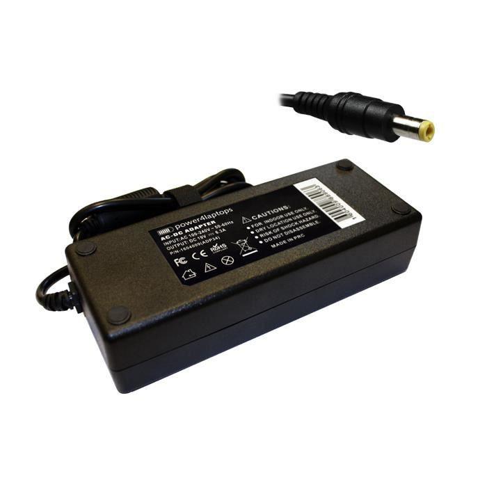 CHARGEUR - ADAPTATEUR  Toshiba Satellite P50-B-119 Chargeur batterie pour