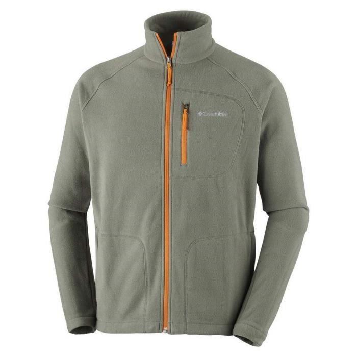 ceff77ba3abd Vêtements homme Vestes polaires Columbia Fast Trek Ii - Prix pas ...