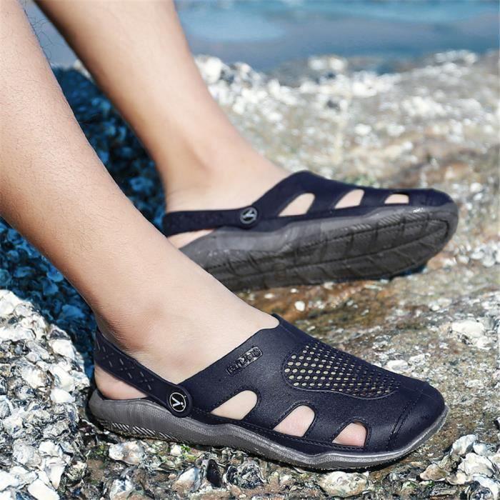 Homme Durable Respirant Baskets De Loisirs1 Couleur Qualité Antidérapant Sneakers Plus Chaussures Supérieure Super HWDIYE29