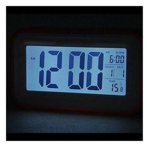 horloge reveil de voyage achat vente horloge reveil de voyage pas cher cdiscount. Black Bedroom Furniture Sets. Home Design Ideas