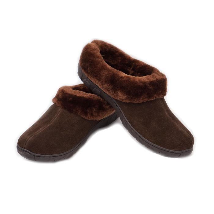 pantoufles pour les femmes, pantoufles moelleuses pantoufles floues chaussons pantoufles femmes pantoufles pantoufles A1VW0 Taille-4