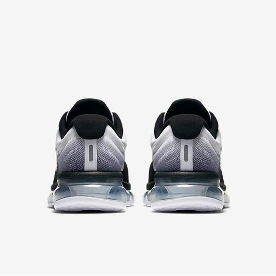 new style 00460 c306f Basket Nike Air Max 2017 Femme 849560-010 Chaussures Entrainement Noir Blanc  Noir Blanc - Achat   Vente basket - Cdiscount